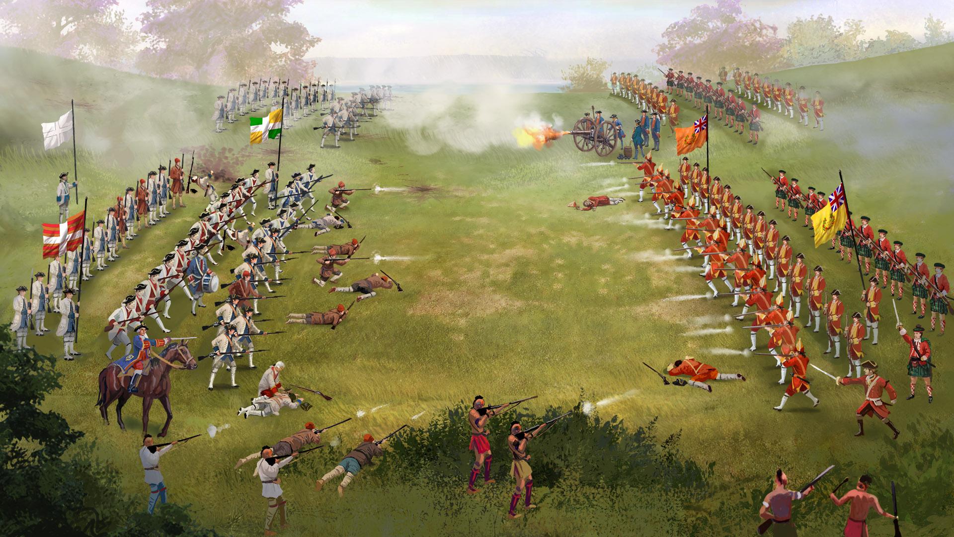 Bataille de 1759-1760