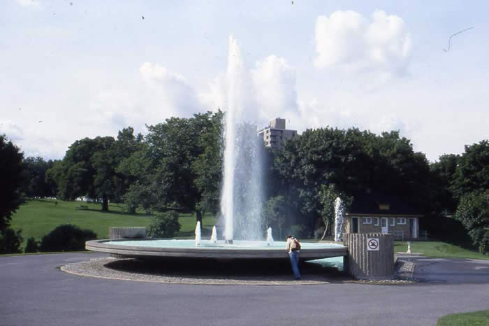 The Centennial Fountain